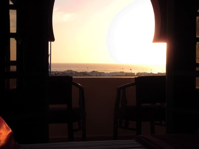 Chambre Triple Deluxe - OCEAN VIEW
