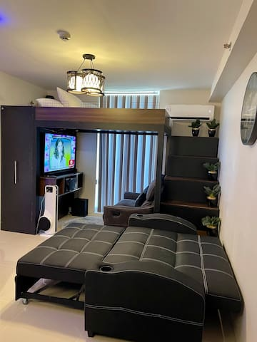 Full size double sofa bed