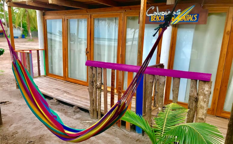 Cabañas Beach Club Rentals Habitación 1