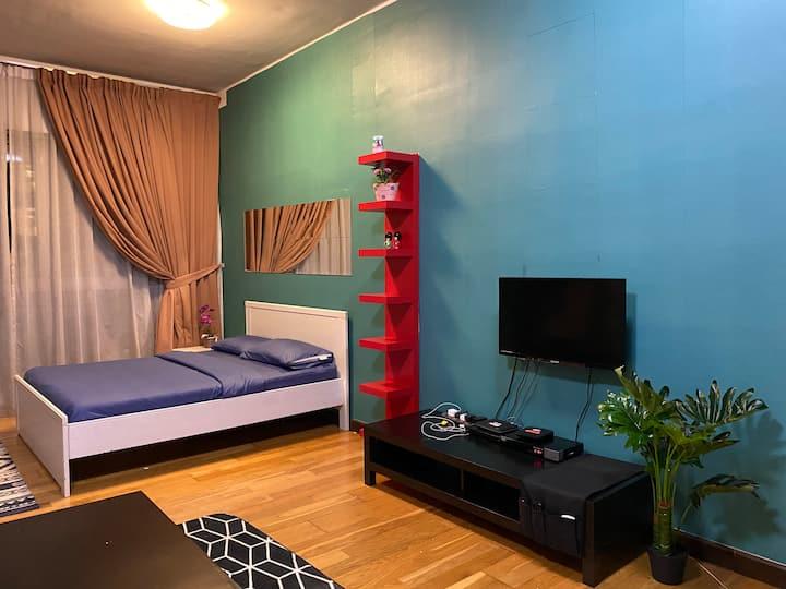 Kd's home in regalia apartment kuala lumpur