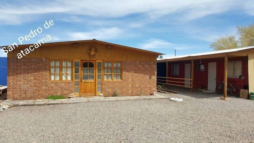 San Pedro de Atacama, Cabaña completa