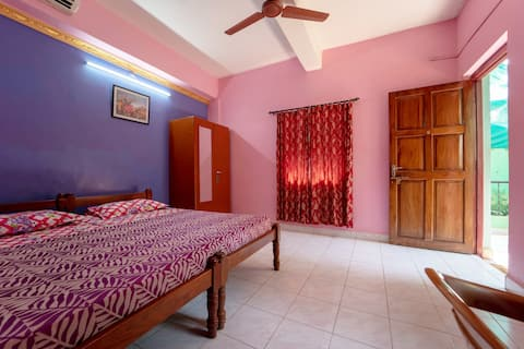 Goa Charm Suit. Accommodates 4 persons