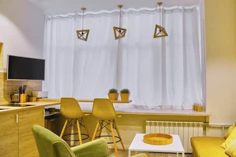Апартаменты-студио ЭКО