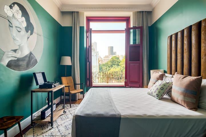 Selina Lapa, Rio de Janeiro - Deluxe Room