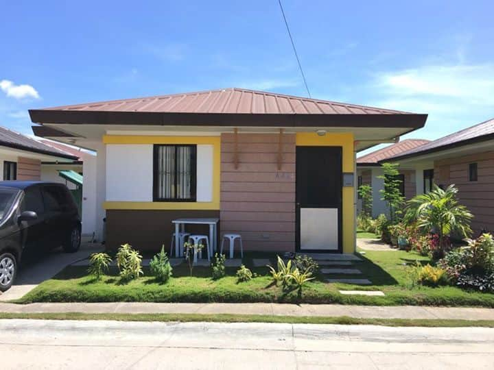 "House for Rent in Subdivision ""Ajoya"" Lapu Lapu"
