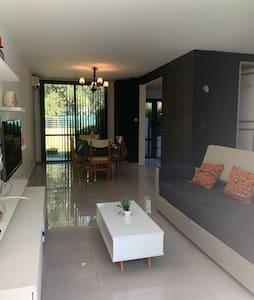 Impecable alojamiento en Villa Carlos paz