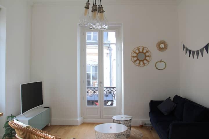 Bel appartement au coeur de Dijon
