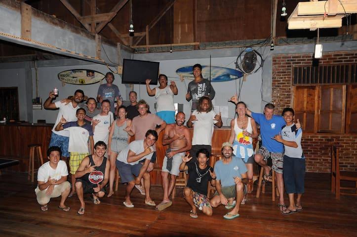 Raffiel Nias Surf Camp The Standard Rooms