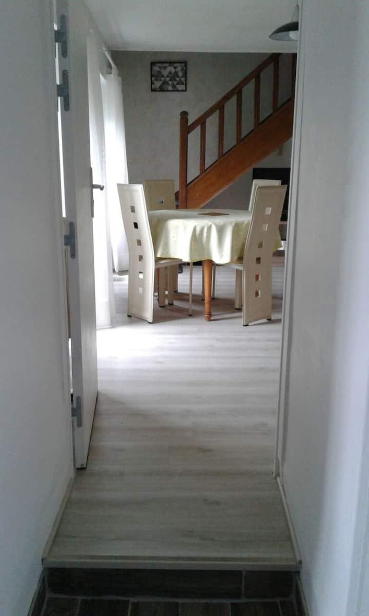 Chambre à 2 km de St-Brieuc