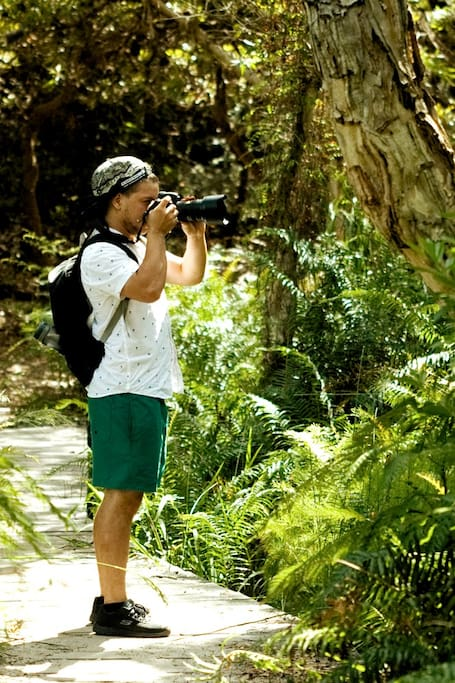 Capturing Noosa National Park