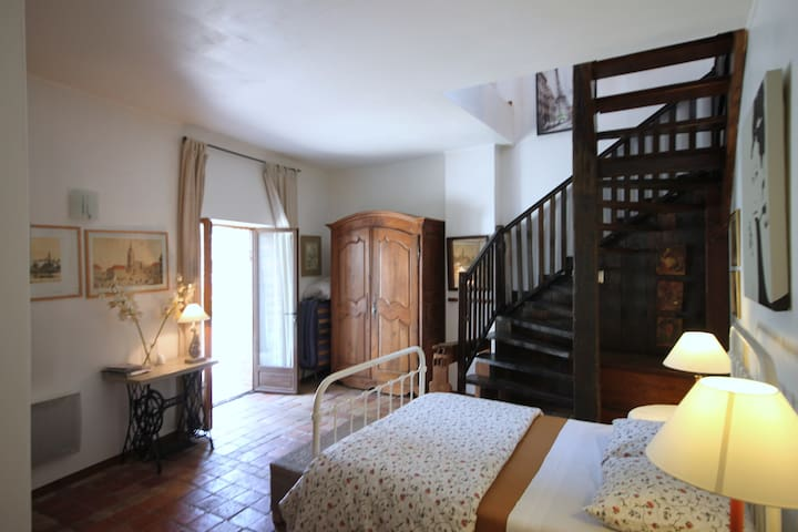la chambre d'Ariane - Égreville