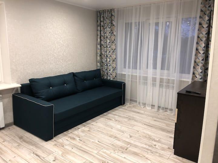Уютная квартира в 10 минутах от моря