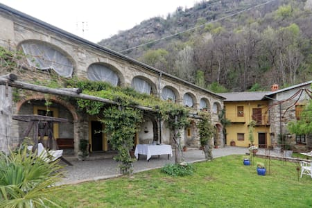 The dream in the magical  garden - Borgofranco d'Ivrea - Bed & Breakfast
