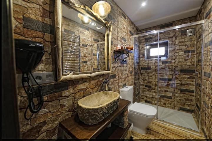 La Tejera Padel - Doble con Vistas. Baño privado - Tarifa estandar