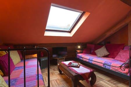 Chambre avec salle de bain privée Suite Orientale - Péron