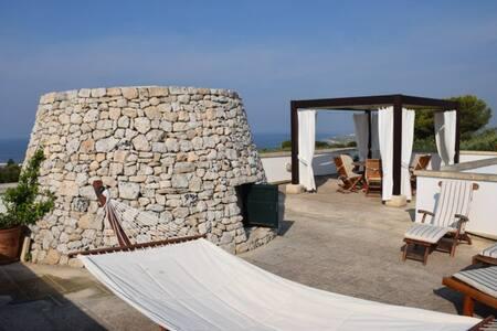 luxury villa in salento - Torre Vado - Villa - 2