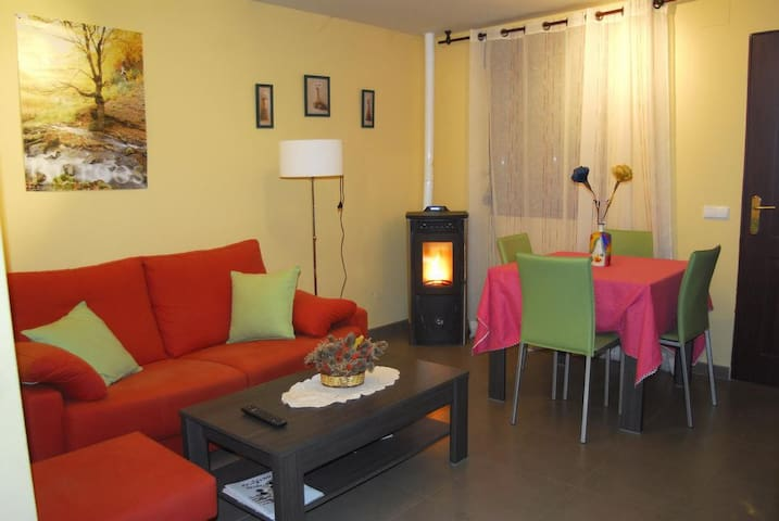 Casa rural en Ribera del Duero para 2-4 personas - Santa Cruz de la Salceda - Casa