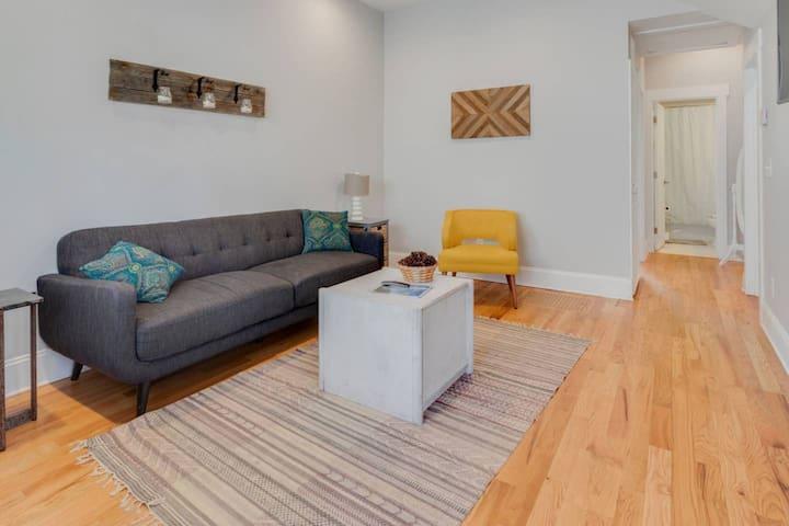 New & Bright 2BR Home by Rabbu