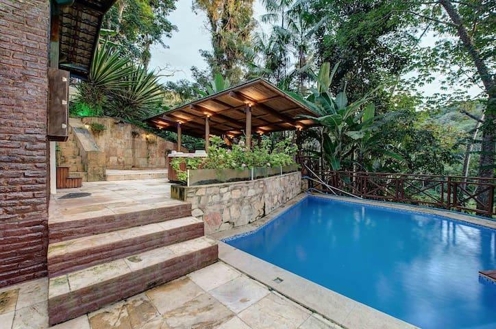 Paraíso em Guaramiranga