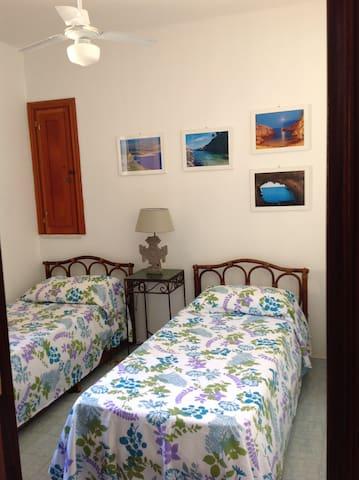 camera doppia abitazione principale