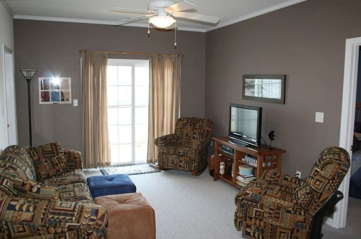 Kick Back and Relax in our Living Room
