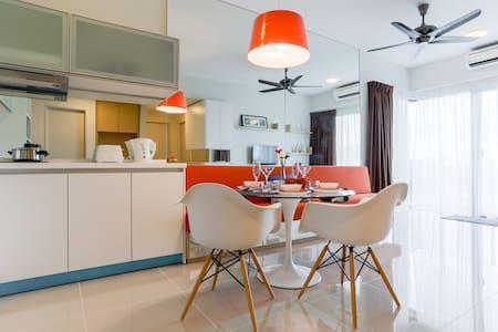 Family-friendly condominium - Kuala Lumpur