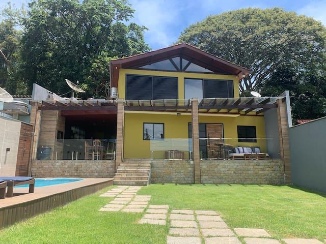 Casa na Ilha Grande / Abraão