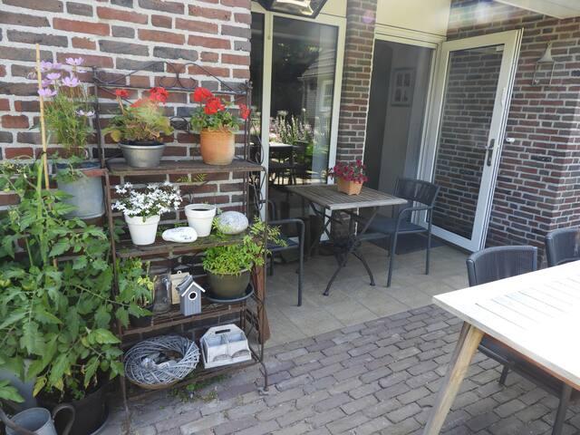 Kleine veranda