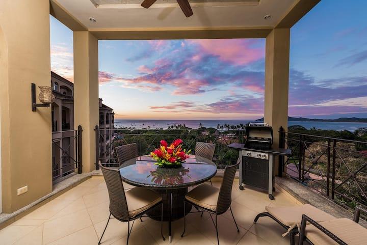 Luxury 2 Bedroom Ocean View condo! - Matapalo #605