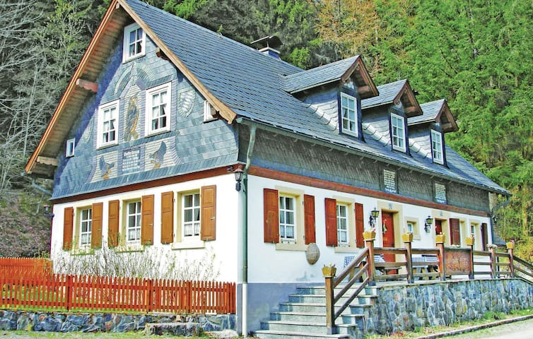 Holiday apartment with 1 room on 43 m² in Wilhelmsthal