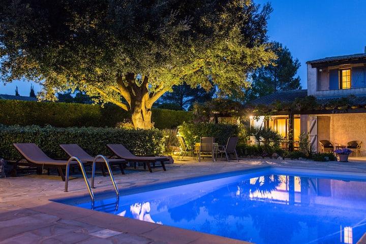 VillaBagnols - stunning property with pool.