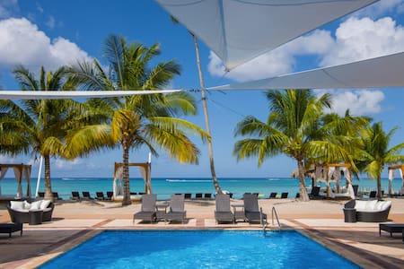 Charming Beach Apt Cadaques Caribe! - Dominicus Bayahibe