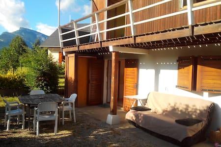 CHALLES - T2 45m² en RDC de maison - Challes-les-Eaux - House