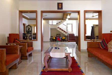 Traditional Luxury house in Kochi