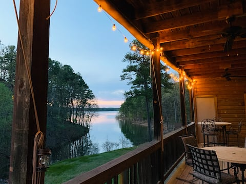 Glamping Lake Ouachita-Lakefront Condo