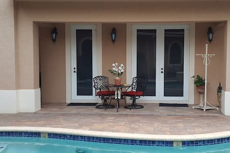 Guest House - Quiet in the Country - Sleeps 2 - Loxahatchee - Pensió