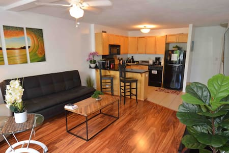 Spacious Condo /❤️of Waikiki/2 blocks from beach