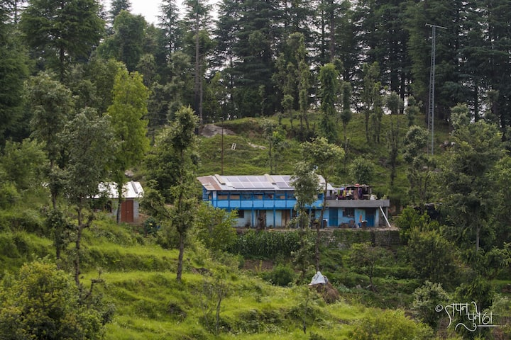 Him pani House Pithoragarh Uttarakhand