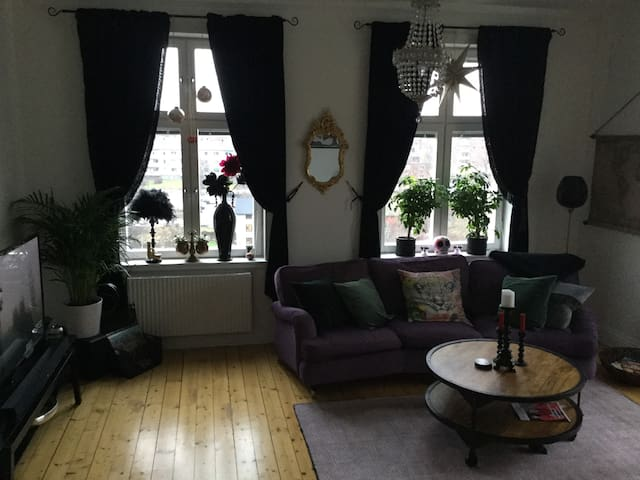 Appartment 45 minits from Stockholm city, 5 m city