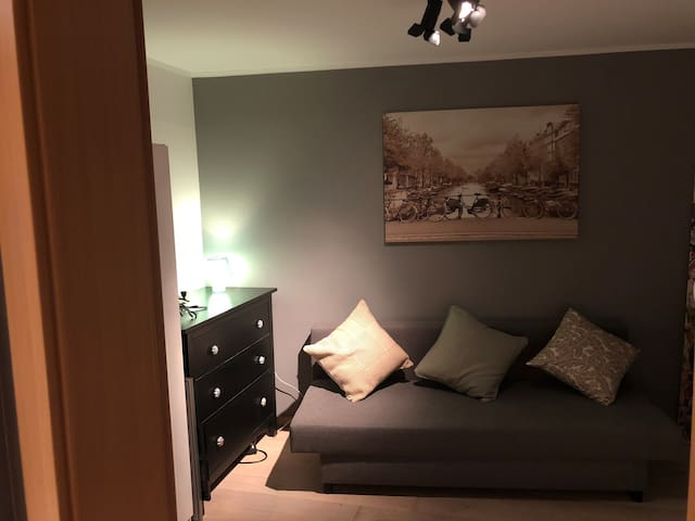 Small room close to Luxembourg's city center