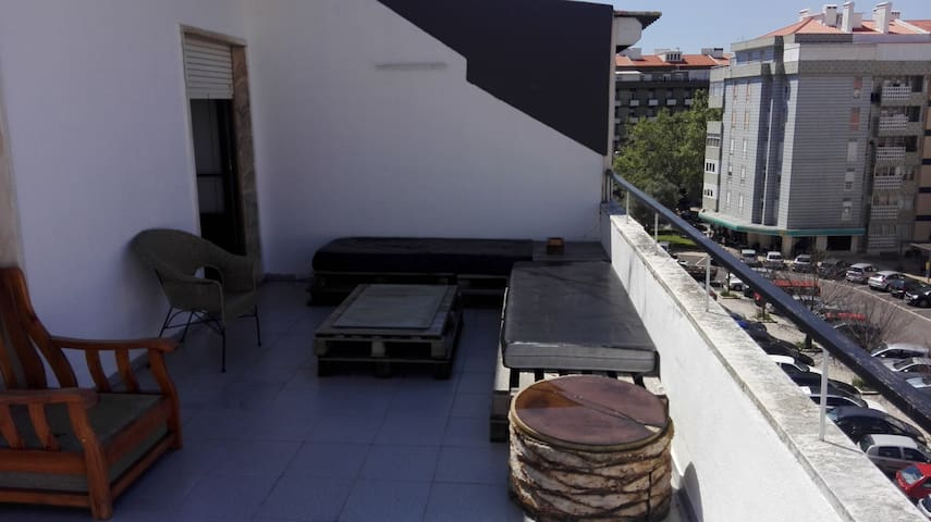 Rooftop ap. with amazing terrace