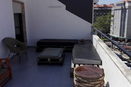 Rooftop ap. with amazing terrace - Linda-a-Velha - Apartment - 1