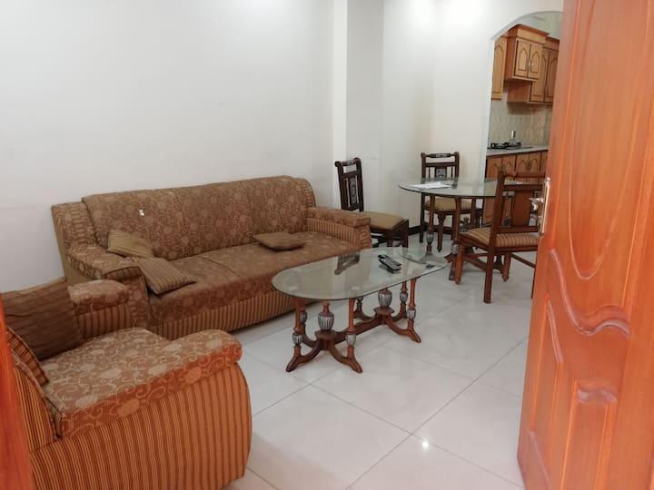Khan guest room  & property agent
