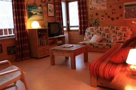 appartement 70m² aux Carroz domaine Grand Massif - Arâches-la-Frasse