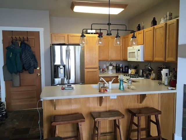Spacious Private Room and Bathroom - Park City - Pis