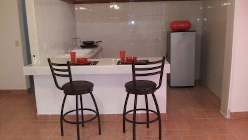 Nice Studio Lounge for Vacationers - Cancún - Villa