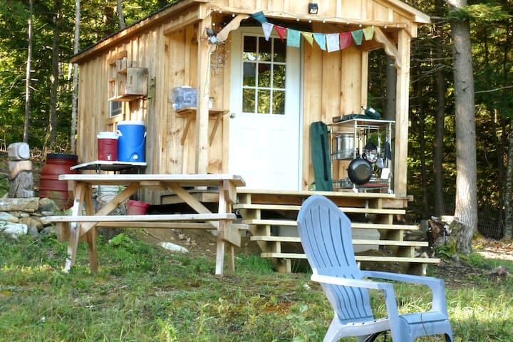 The Bunkhouse, at Garnet Mountain Farm, 3-season.