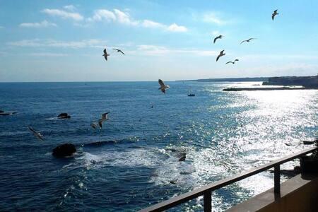 Seabreeze - Breathtaking view of the sea & Ortigia