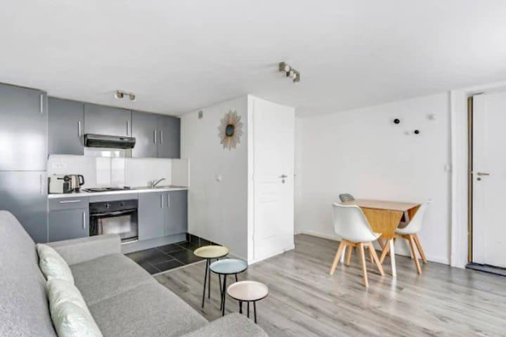 Superbe 1BR apartment - Higher Marais/St Martin