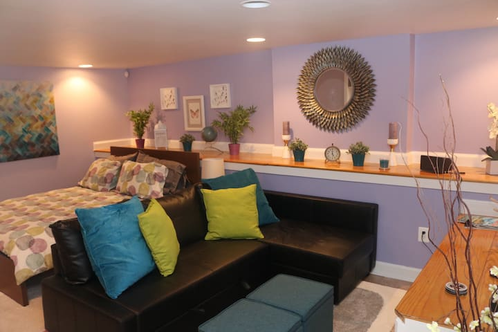 Charming Studio Apartment - Washington - Apartment